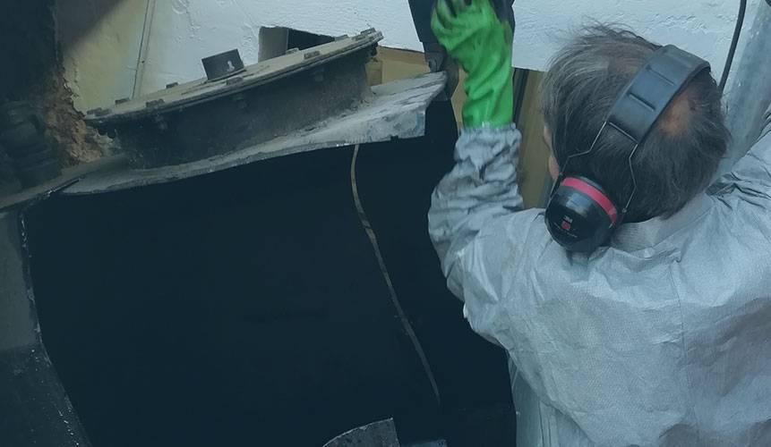 entreprise nettoyage cuve fioul